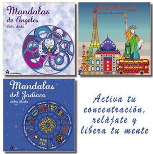PACK 3 TITULOS MANDALAS -2