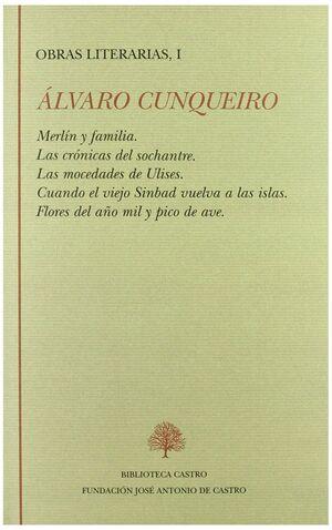 ALVARO CUNQUEIRO OBRAS LITERARIAS I