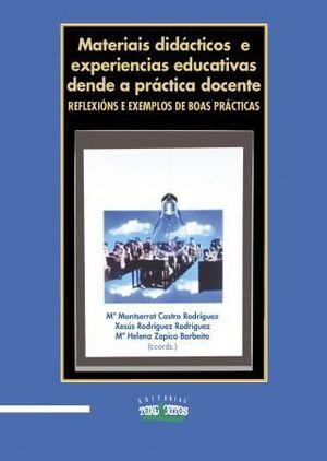 MATERIAIS DIDACTICOS E EXPERIENCIAS EDUCATIVAS