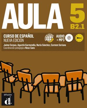 AULA NUEVA EDICIÓN 5 LIBRO DEL ALUMNO