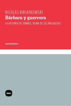 BÁRBARA Y GUERRERA    TOMIRIS