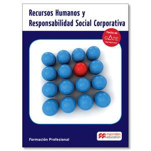 RECURSOS HUMANOS Y RESPONSABILIDAD SOCIAL CORPORATIVA PK 16