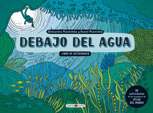 DEBAJO DEL AGUA. LIBRO DE ACTIVIDADES