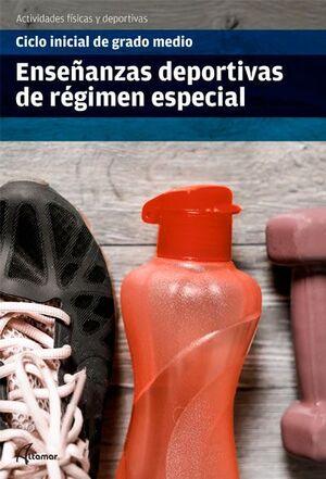 ENSEÑANZAS DEPORTIVAS REGIMEN ESPECIAL