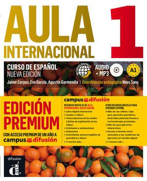 AULA INTERNACIONAL 1 EDICIÓN PREMIUM