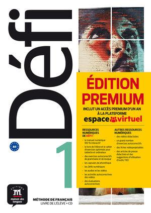 DEFI 1 ALUM+CD+CAMPUS @