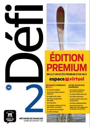 DEFI 2 ALUM+CD+CAMPUS @   (FRANCES)   A-2