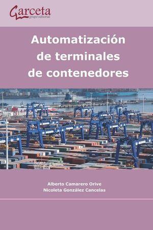 AUTOMATIZACION DE TERMINALES DE CONTENEDORES
