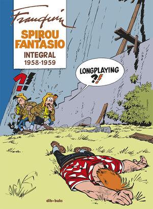 SPIROU Y FANTASIO INTEGRAL, 6 1958-1959