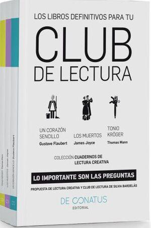 PACK CLUB DE LECTURA