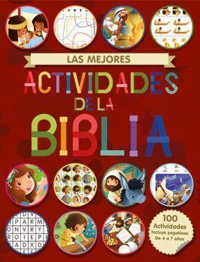 MEJORES ACTIVIDADES DE LA BIBLIA DE 4 A 7 AÑOS,LAS