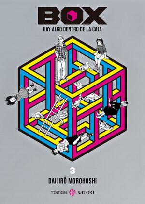 BOX. HAY ALGO DENTRO CAJA, 3