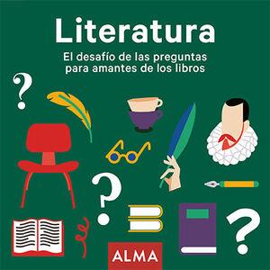 LITERATURA EL DESAFÍO DE LAS PREGUNTAS