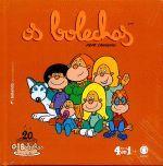OS BOLECHAS.EDICION ESPECIAL VOL. 1) 20 ANOS + AUDIOLIBRO