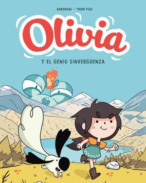 OLIVIA Y EL GENIO SINVERGUENZA    (OLIVIA 1)