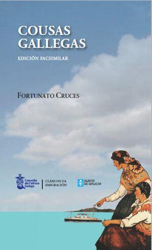 COUSAS GALLEGAS (EDIC. FACSIMILAR)