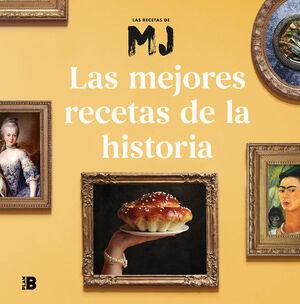 LAS MEJORES RECETAS DE LA HISTORIA