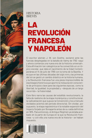 LA REVOLUCION FRANCESA Y NAPOLEON