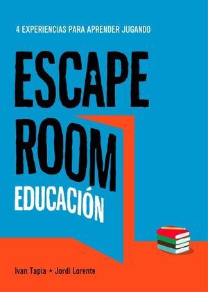 ESCAPE ROOM EDUCACIÓN
