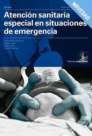 ATENCIÓN SANITARIA ESPECIAL EN SITUACIONES DE EMERGENCIA
