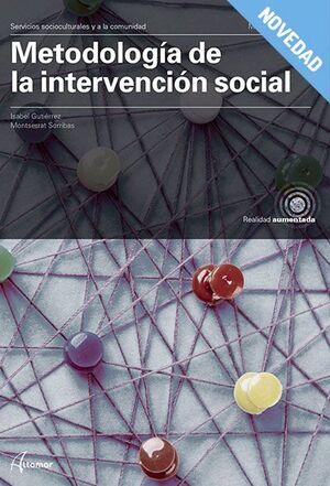 METODOLOGÍA INTERVENCIÓN SOCIAL MODULO TRANSVERSAL