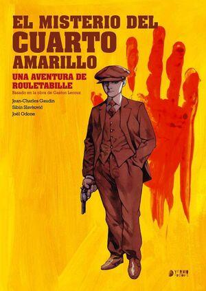 ROULETABILLE 01. EL MISTERIO DEL CUARTO AMARILLO