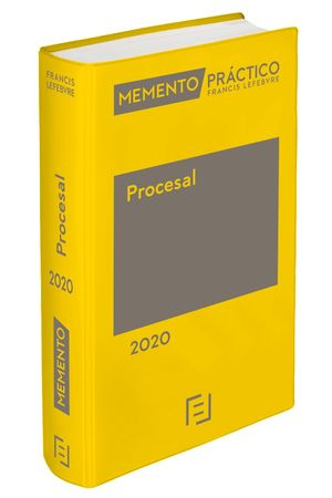 MEMENTO PRÁCTICO PROCESAL 2020
