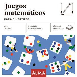JUEGOS MATEMÁTICOS PARA DIVERTIRSE