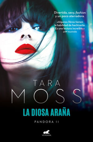 LA DIOSA ARAÑA (PANDORA ENGLISH 2)