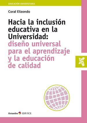 HACIA LA INCLUSIÓN EDUCATIVA EN LA UNIVERSIDAD