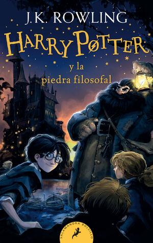 HARRY POTER 1. HARRY POTTER Y LA PIEDRA FILOSOFAL