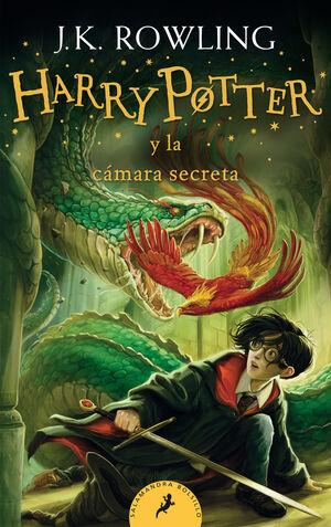 HARRY POTTER Y LA CÁMARA SECRETA (HARRY POTTER, 2)