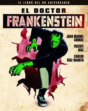 DOCTOR FRANKENSTEIN. LIBRO 90 ANIVERSARIO