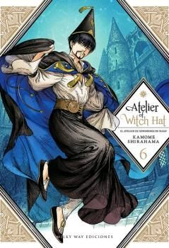 ATELIER OF WITCH HAT, 6