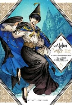 ATELIER OF WITCH HAT, 6 EDIC ESPECIAL