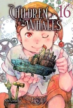 CHILDREN OF THE WHALES, 16