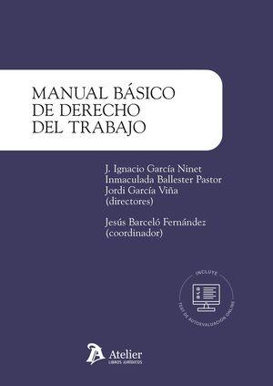 MANUAL BASICO DE DERECHO DEL TRABAJO