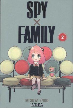 SPY X FAMILY, 2