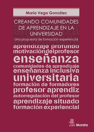 CREANDO COMUNIDADES DE APRENDIZAJE EN LA UNIVERSIDAD
