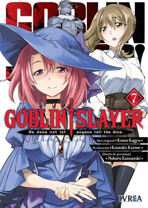 GOBLIN SLAYER N 07