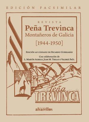 REVISTA PEÑA TREVINCA. MONTAÑEROS DE GALICIA (1944-1950)