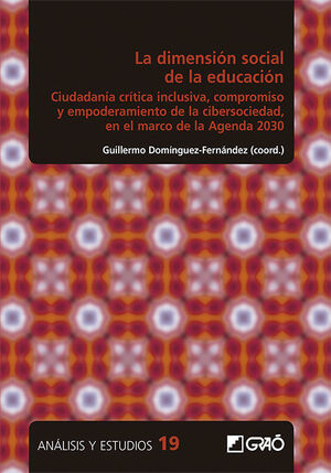 LA DIMENSIÓN SOCIAL DE LA EDUCACIÓN