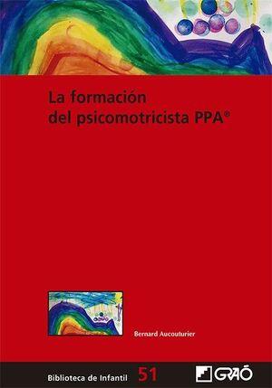 LA FORMACION DEL PSICOMOTRICISTA PPA