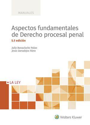 ASPECTOS FUNDAMENTALES DE DERECHO PROCESAL PENAL,