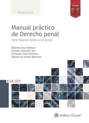 MANUAL PRÁCTICO DE DERECHO PENAL, 1ª EDICIÓN SEPTI