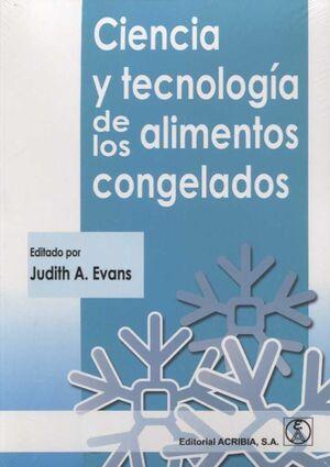 CIENCIA Y TECNOLOGIA DE LOS ALIMENTOS CONGELADOS