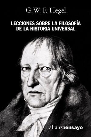 LECCIONES SOBRE LA FILOSOFÍA DE LA HISTORIA UNIVERSAL