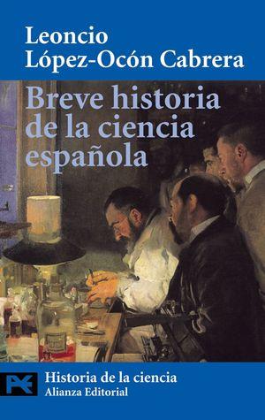 BREVE HISTORIA DE LA CIENCIA ESPAÑOLA