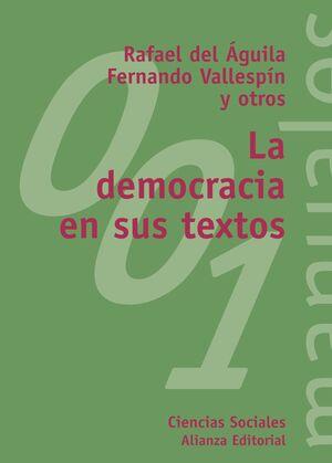 LA DEMOCRACIA EN SUS TEXTOS
