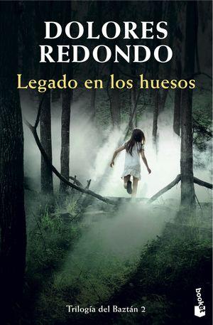 LEGADO EN LOS HUESOS (TRILOGÍA DEL BAZTÁN, 2)